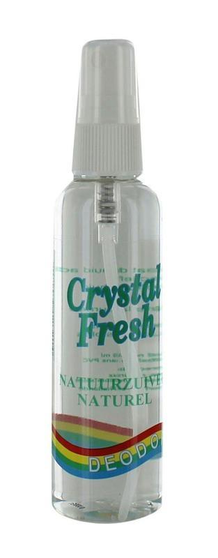 Crystal Fresh Crystal Fresh Deodorant Spray 100 ml