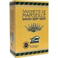Savonette marseillaise provenzalischer Lavendel 300 Gramm