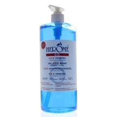 SOS-Handgel 1 Liter direkt desinfizieren