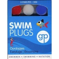 Get Plugged Get Plugged Schwimmstopfen 3 Paar 3 Paare