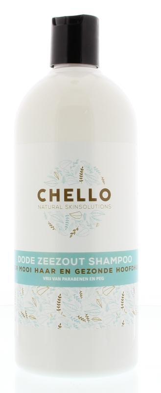 Chello Chello Shampoo Salz aus dem Toten Meer 500 ml 500 ml