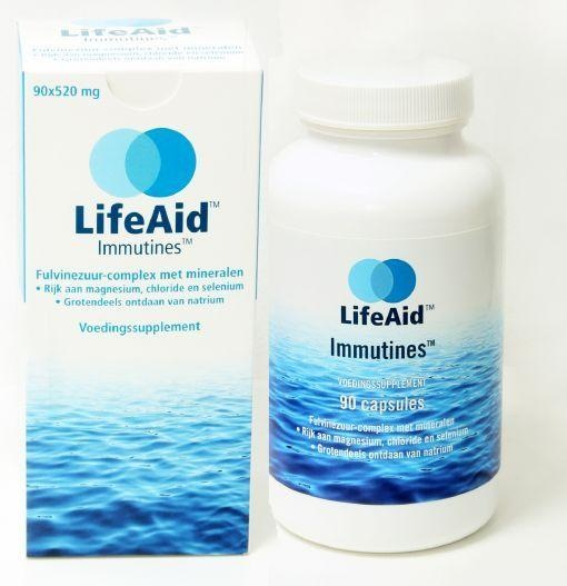 Lifeaid Lifeaid Immutines 90 vcaps