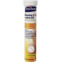Davitamon Davitamon Vitamin C & D3 Brausetabletten (15 Brausetabletten)