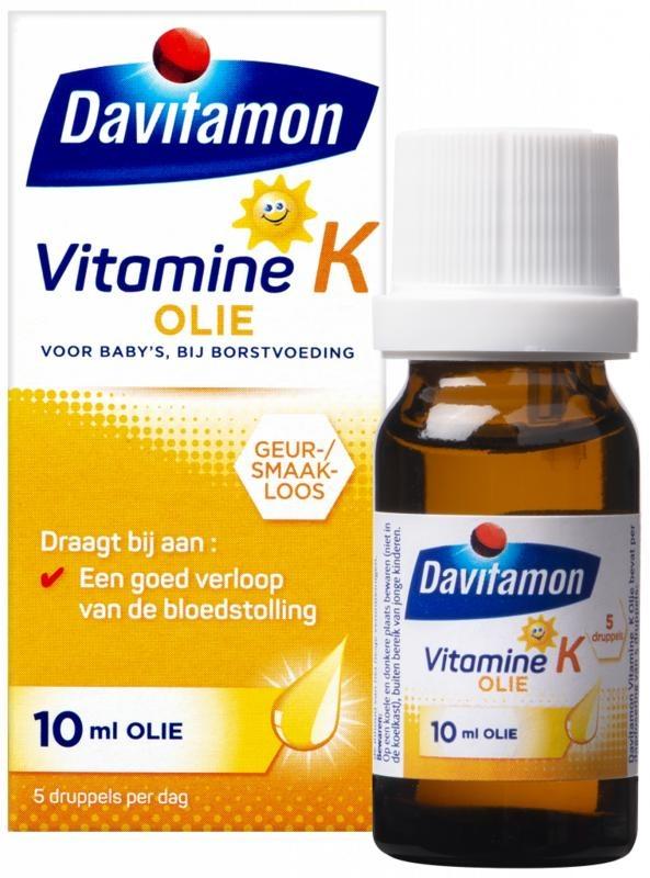 Davitamon Davitamon Vitamin K-Öl (10 ml)