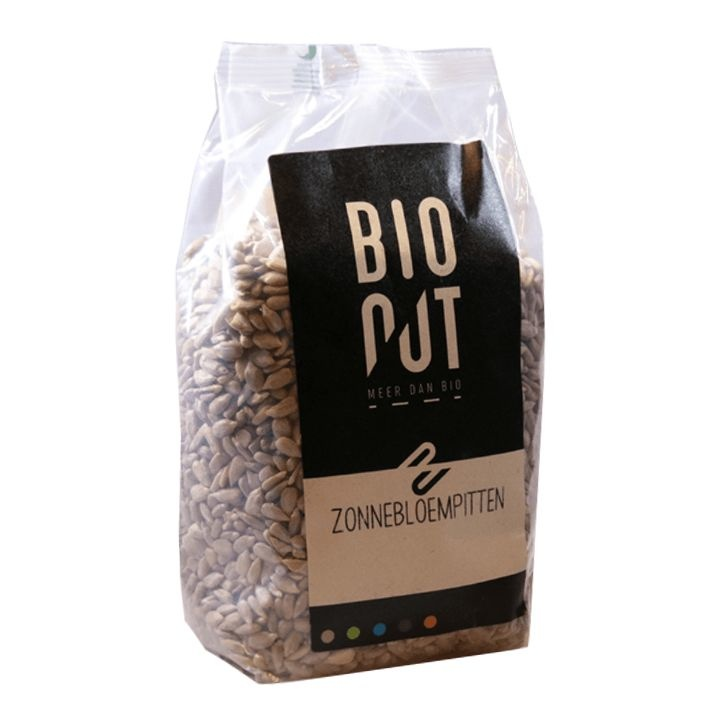 Bionut Bionut Sonnenblumenkerne 1 Kilogramm