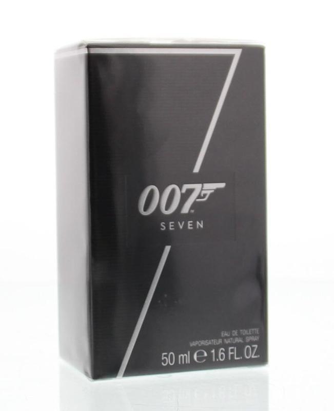 James Bond James Bond Sieben Eau de Toilette 50 ml 50 ml