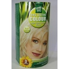 Lang anhaltende Farbe 10,01 silberblond 100 ml