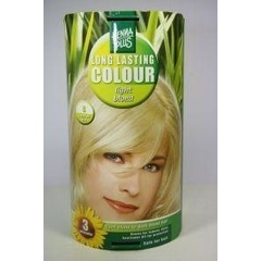 Lang anhaltende Farbe 8 hellblond 100 ml