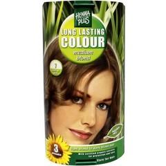 Lang anhaltende Farbe 7 mittelblond 100 ml