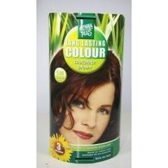 Lang anhaltende Farbe 5,35 schokoladenbraun 100 ml
