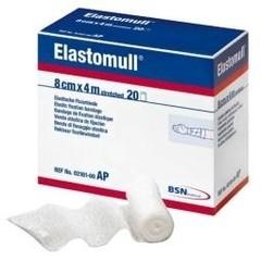 Elastomull 4 mx 8 cm 2096 20 Rollen