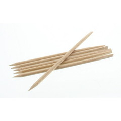 Buchenholzstäbchen 12 cm K18-6 / 36 6 Stück