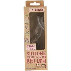 Silikon Zahn- & Zahnfleischbürste 1 Stck