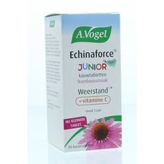 A Vogel Echinaforce Junior & Vitamin C 80 Kautabletten