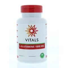 Vitals L-Glutamin 1000 mg 60 Kapseln
