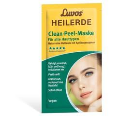 Luvos Clean Peel Mask 7,5 ml 2 Stk