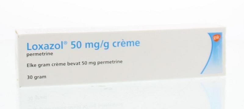 Loxazol Loxazol 50 mg / g Creme 30 Gramm