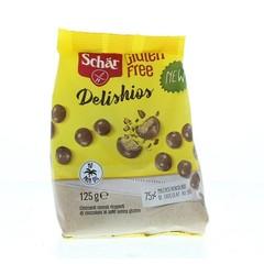Dr Schar Dr. Schar Delishious Schokoladenbällchen 125 Gramm