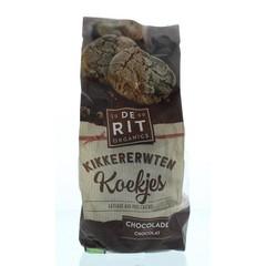 De Rit Kichererbsenkuchen Schokolade 150 Gramm