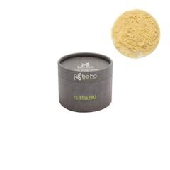 Mineralisches loses Pulver durchscheinend gelb 04 10 Gramm
