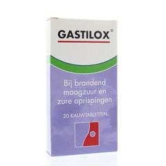 Gastilox 20 Kautabletten
