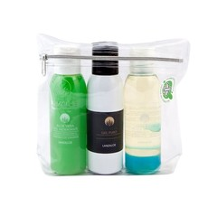 Reiseset Bio 3 x 100 ml 1 Set