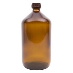 Medizinflasche verschlossen braun 1000 ml 28 mm 6 Stk