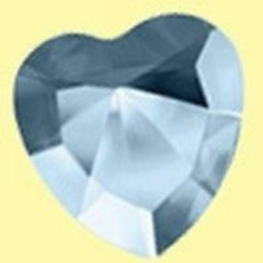 Elohim Herz 40 mm kristallin 66 1 Stck