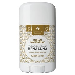 Natürliche Deo-Stick indische Mandarine 60 Gramm