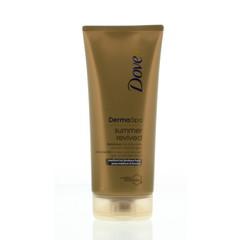 Derma Spa Körperlotion Sommer belebte dunkle Haut 200 ml