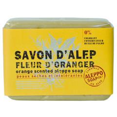 Aleppo Orangenseife 100 Gramm