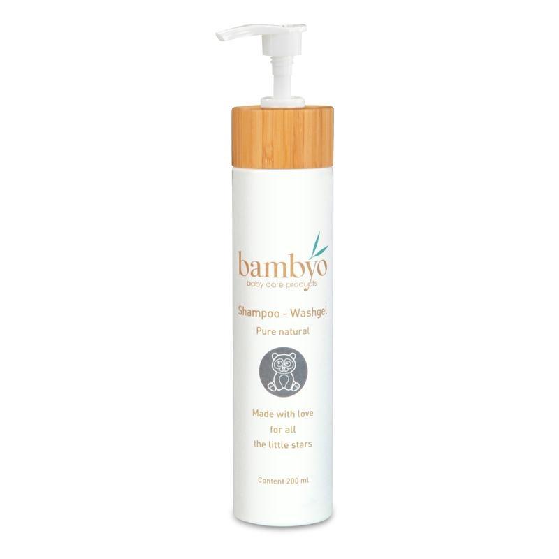 Bambyo Bambyo Shampoo & Waschgel 200 ml