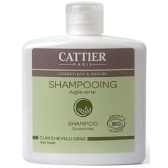 Shampoo Fett Haar grüner Ton 250 ml