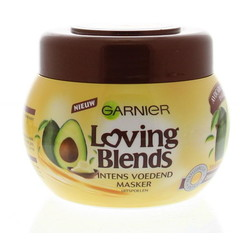 Liebevolle Mischungen Maske Avocado Karite 300 ml
