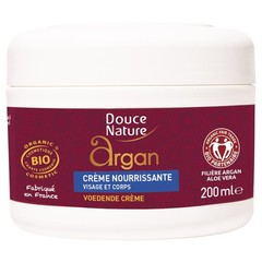 Pflegecreme Argan 200 ml