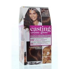 Casting Creme Glanz 535 Schokolade 1 Satz