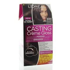 Casting Creme Glanz 300 Dark Delight 1 Satz
