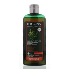 Farbe Shampoo rotbraun Bio-Henna 250 ml