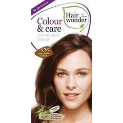 Farbe & Pflege 5,35 schokoladenbraun 100 ml