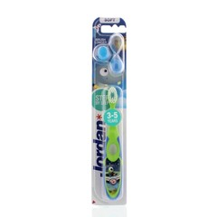 Zahnbürste Schritt für Schritt 2 Premium 3-5 1 Stck