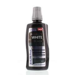 Perfektes weißes schwarzes empfindliches Mundwasser 500 ml