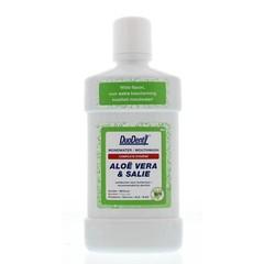 Mundwasser Aloe Vera / Salbei 500 ml