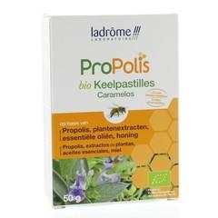 Propolis Hals Pastille Bio 50 Gramm