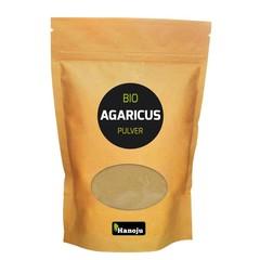 Bio Agaricus Bisporus Pulver 100 Gramm