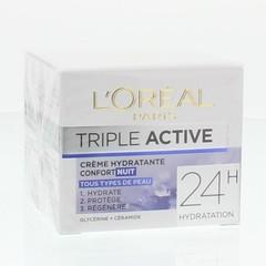 Dermo Expertise dreifach aktive Nachtcreme 50 ml