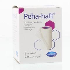 Pehahaft elastischer Verband 4 mx 6 cm 1 Stck