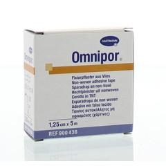 Omnipor Heftpflaster Vlies 5x1,25 Hypo-All 1 Stck