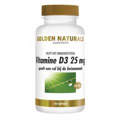 Vitamin D3 25 mcg 120 Kapseln