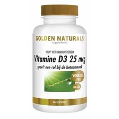 Vitamin D3 25 mcg 360 Kapseln