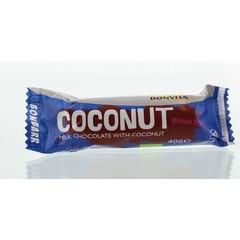 Bonbarr Choco Kokosriegel Milch 40 Gramm